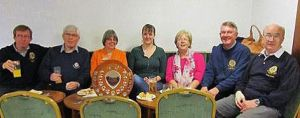 2015 Winning Quiz Team